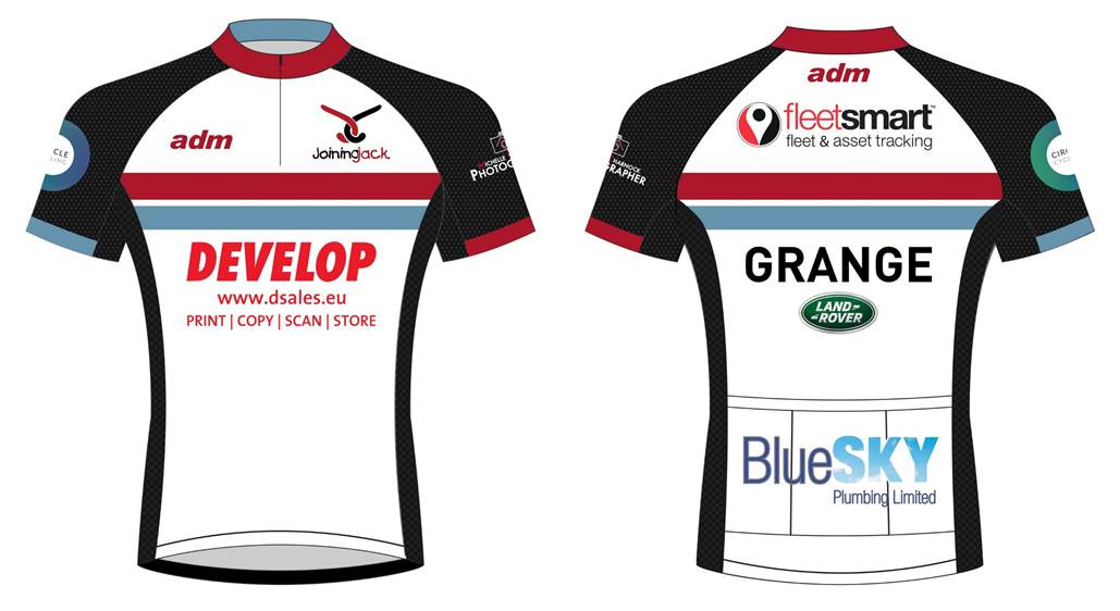 2018 Limited Edititon Cycle Jersey
