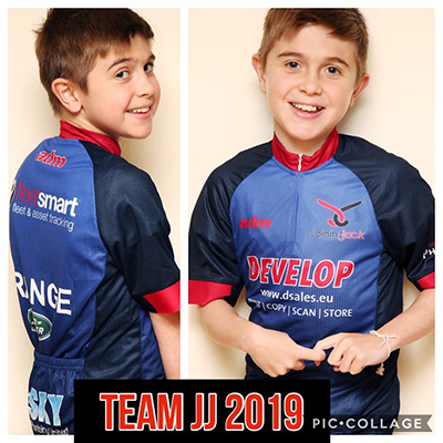 Jack Johnson in 2019 Cycle Jersey